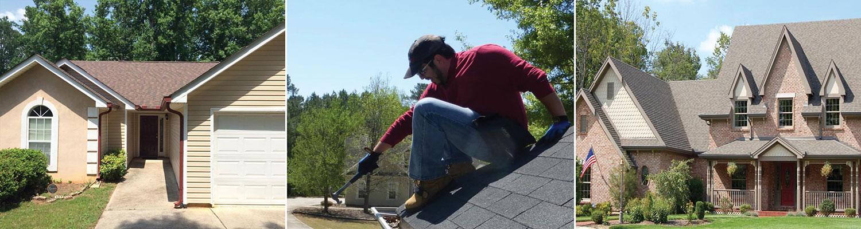 Roofing Contractor Sandy Springs GA