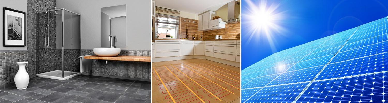 Radiant Floor Heating Brentwood CA