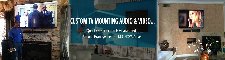 TV Installation Brandywine MD