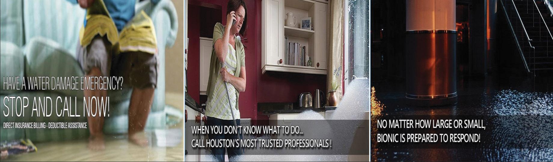 Bionic Emergency Services Houston TX