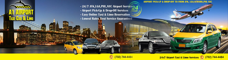Taxi Service Edison NJ