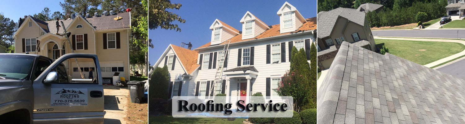 Residential Roofing Companies Buford GA