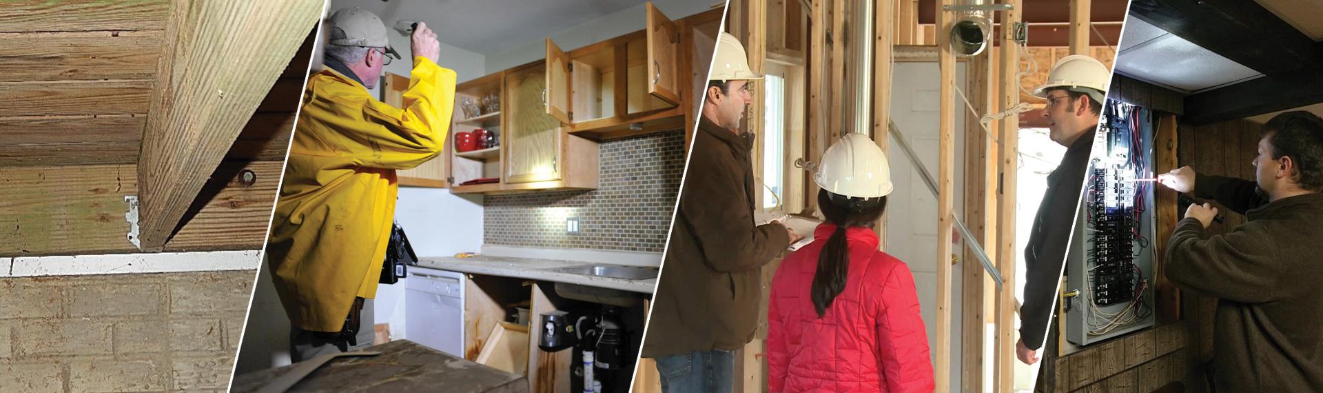 Intel Home Inspections Stafford County VA