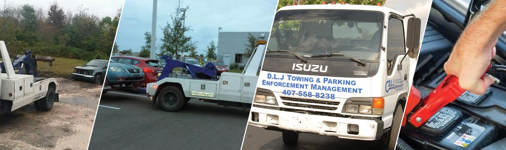 DLJ Towing & Roadside Assistance Altamonte Springs FL