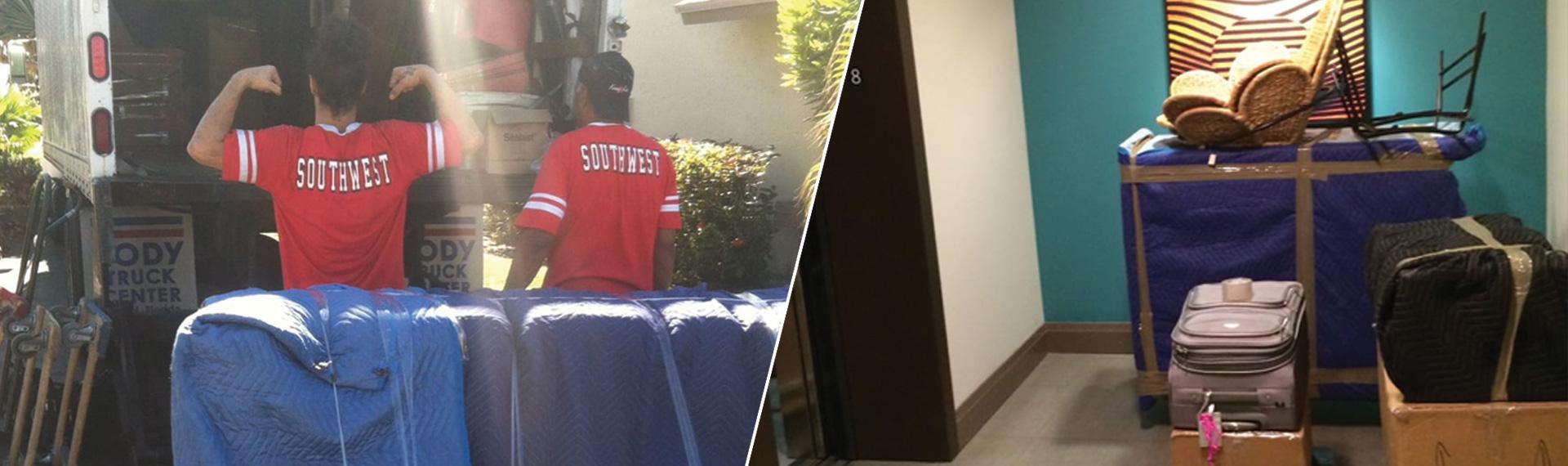 South West Movers Santa Clara CA