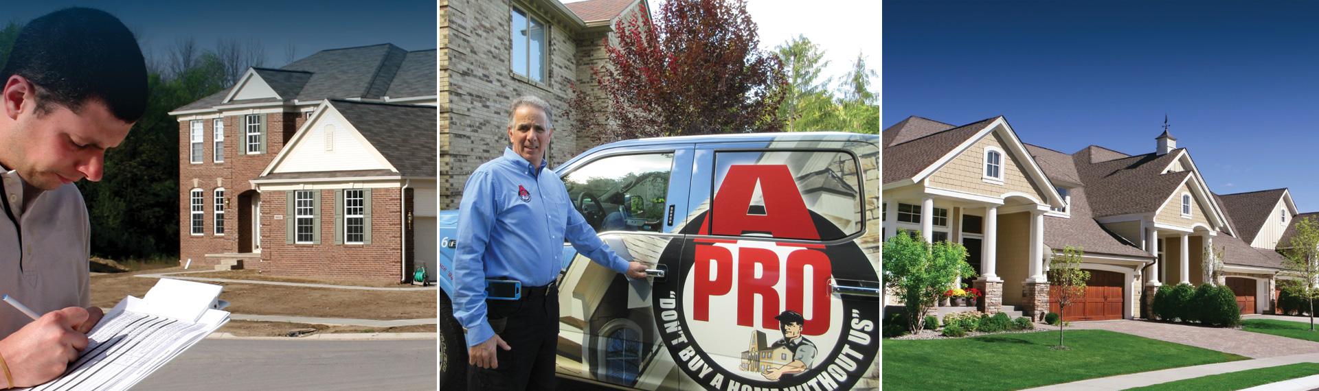 A-Pro Southwest Ohio Home Inspection Mason OH