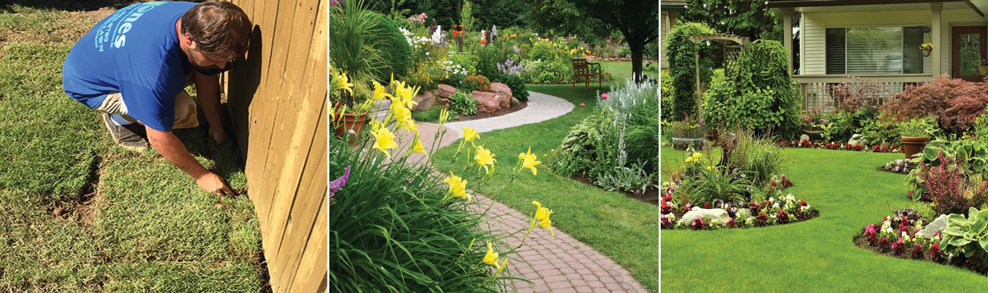 Jones Landscaping & Lawn Services INC East End AR