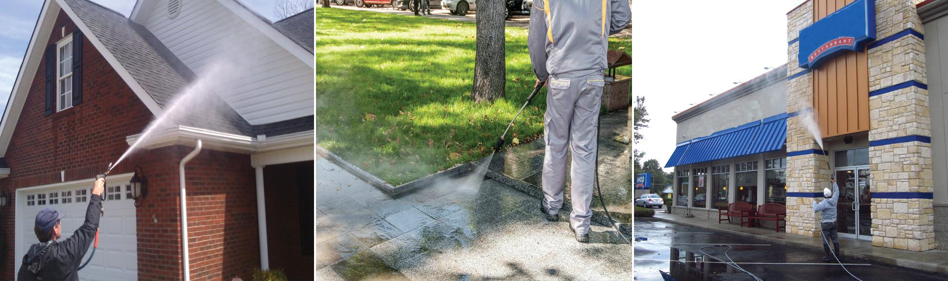 Metro Mobile Pressure Washing Lake Ridge VA