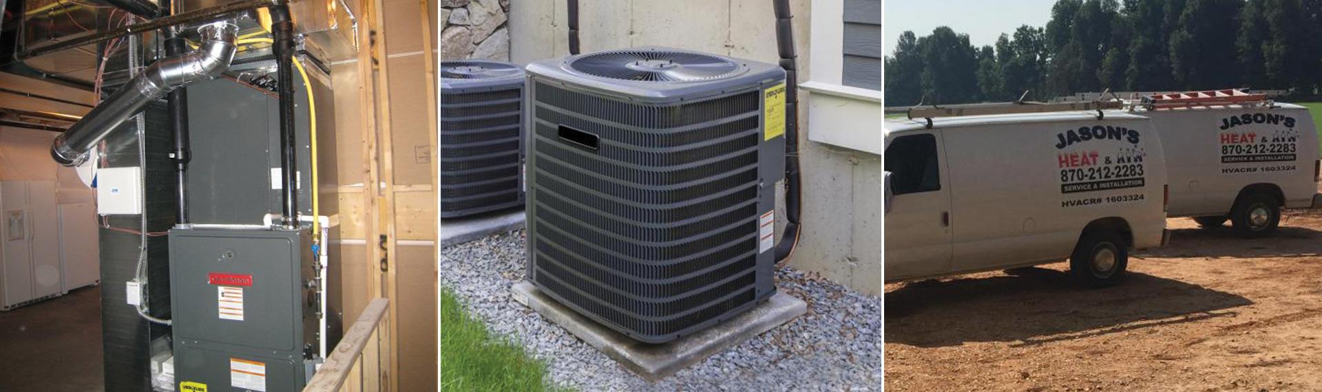 Jason's Heat & Air Corning AR