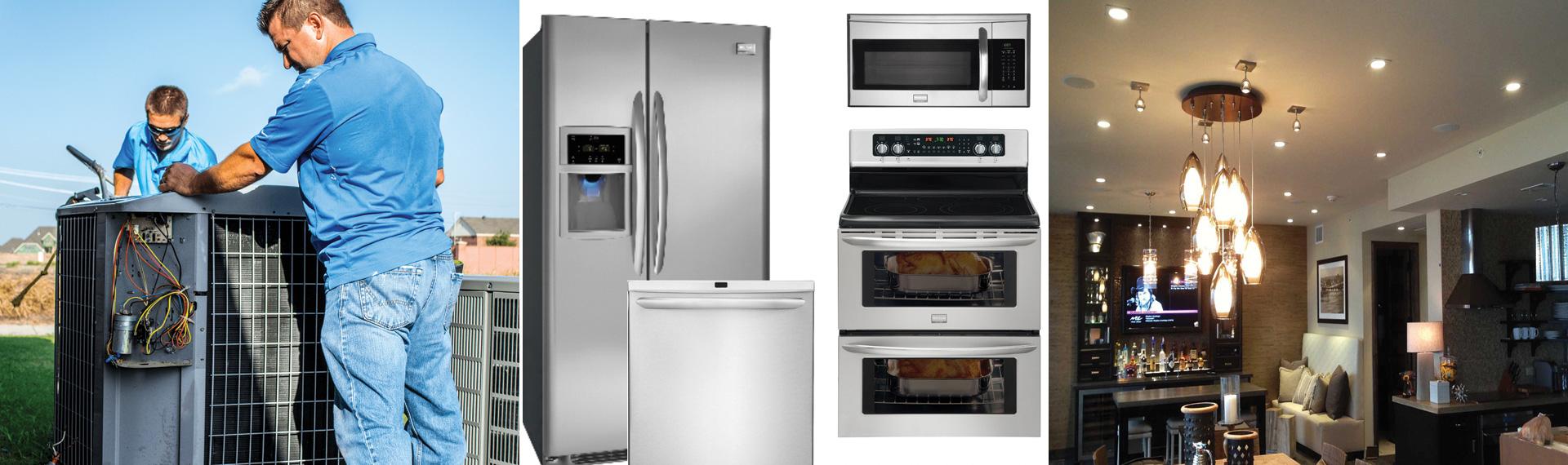 A/C Appliance Service Alexandria VA
