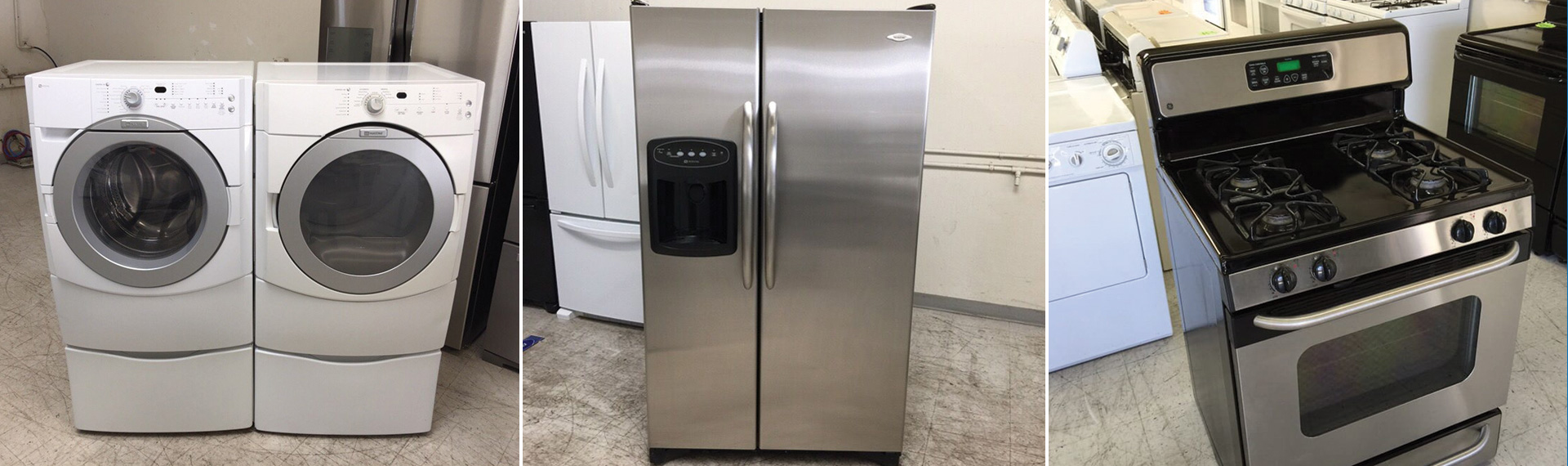 Infinite Appliance Milpitas CA