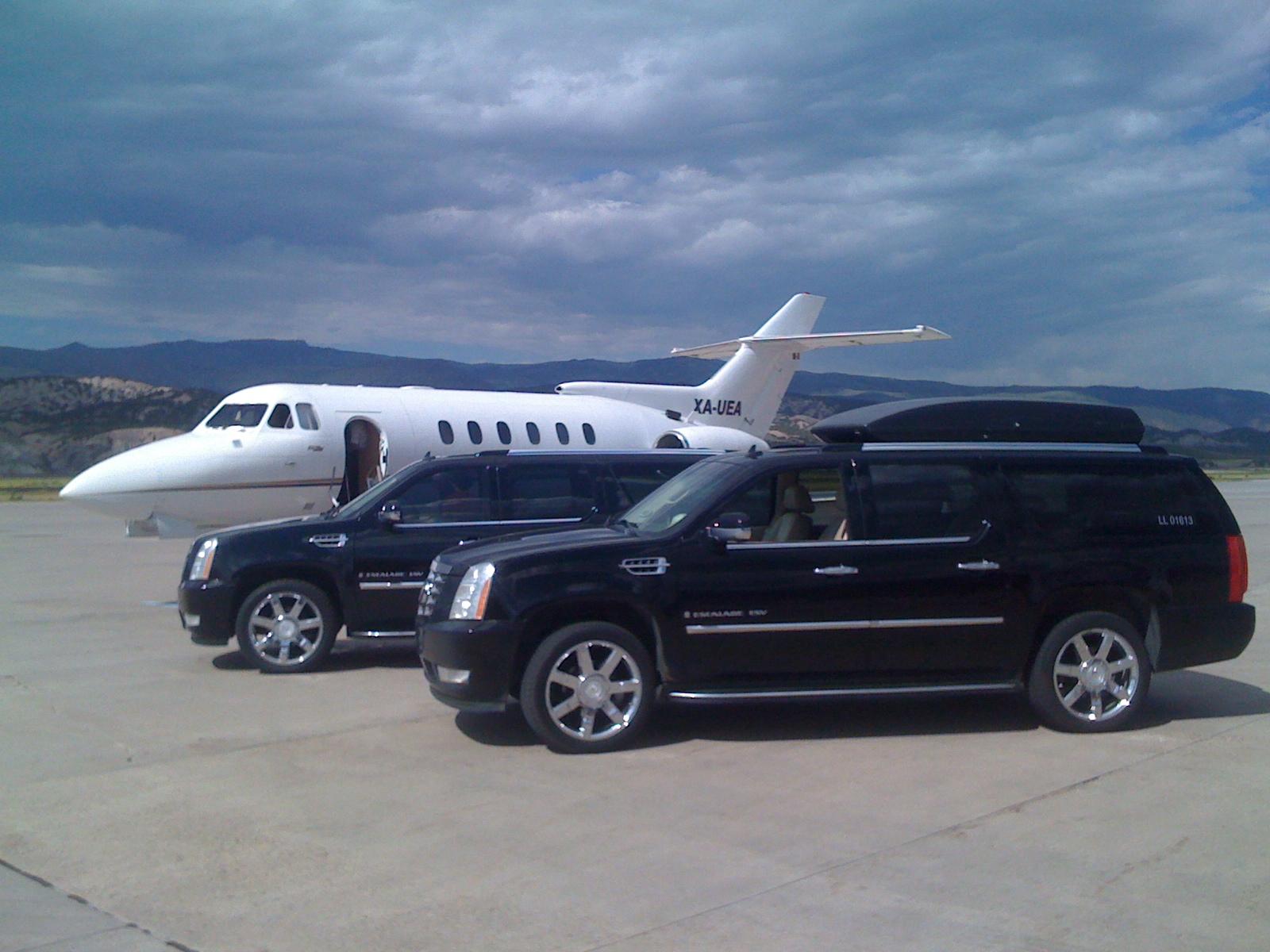 Airport Limo Service Denver CO