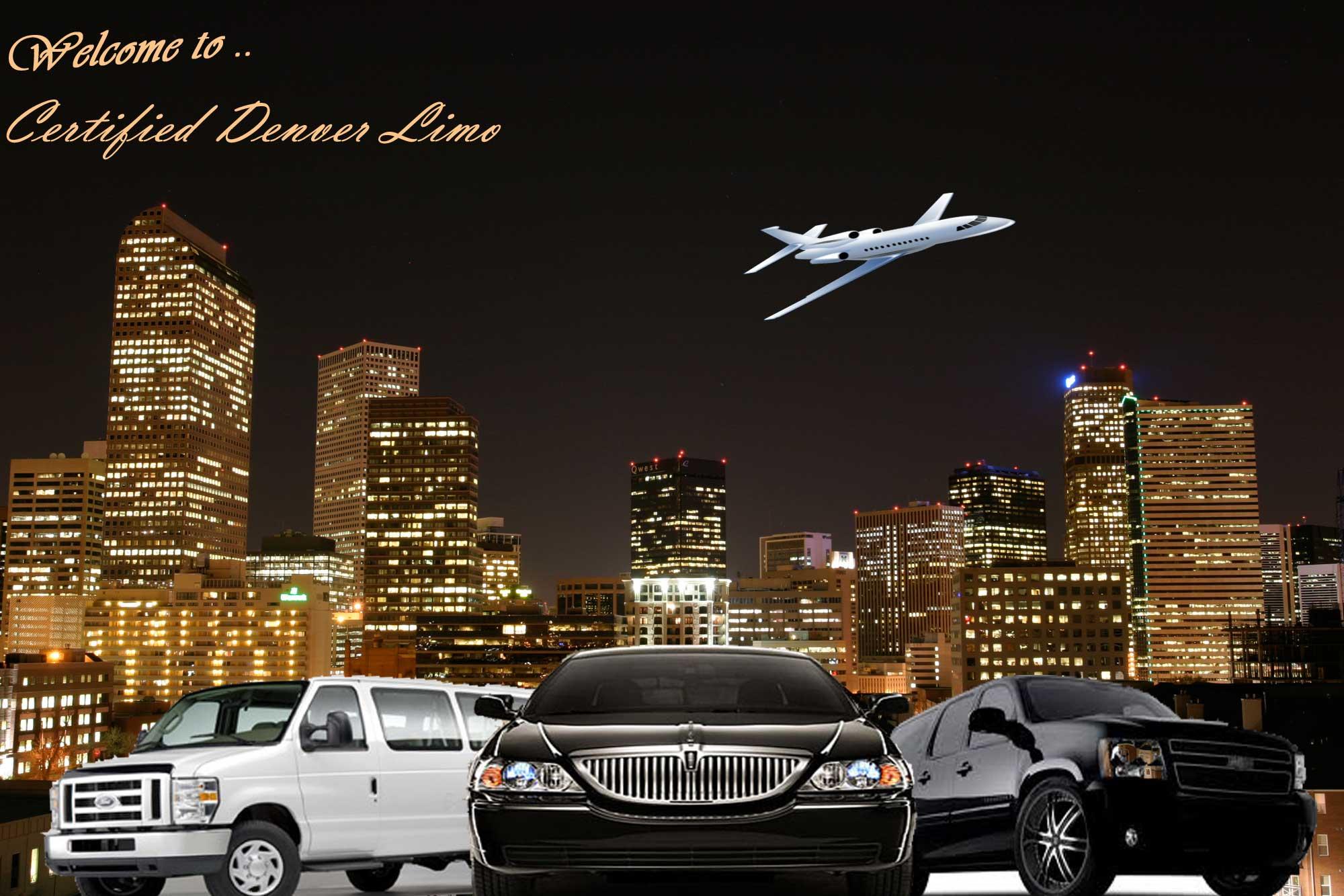 Airport Transportation Denver CO