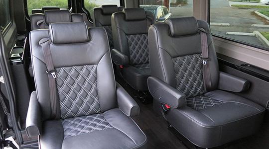Van Transportation Services Riverside CA