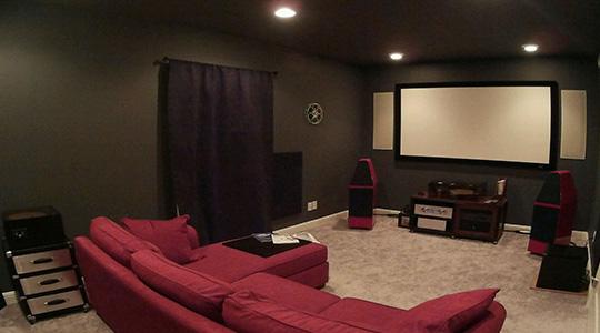 Install Home Theater Murfreesboro TN