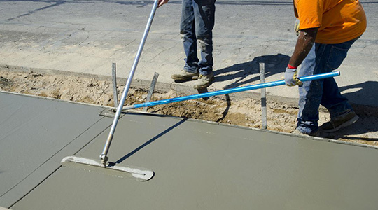 Cement Work Contractors Brooklyn NY
