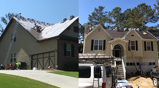 Re Roofing Companies Buford GA
