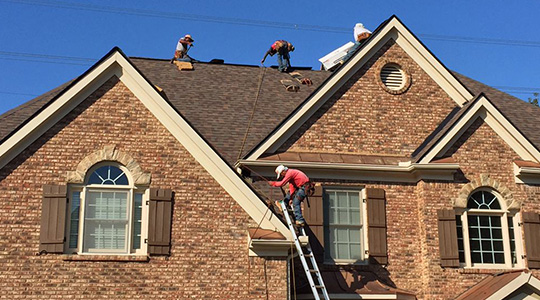 Best Roofing Replacement Companies Buford GA