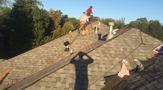 Quality Roofing Replacement Companies Buford GA