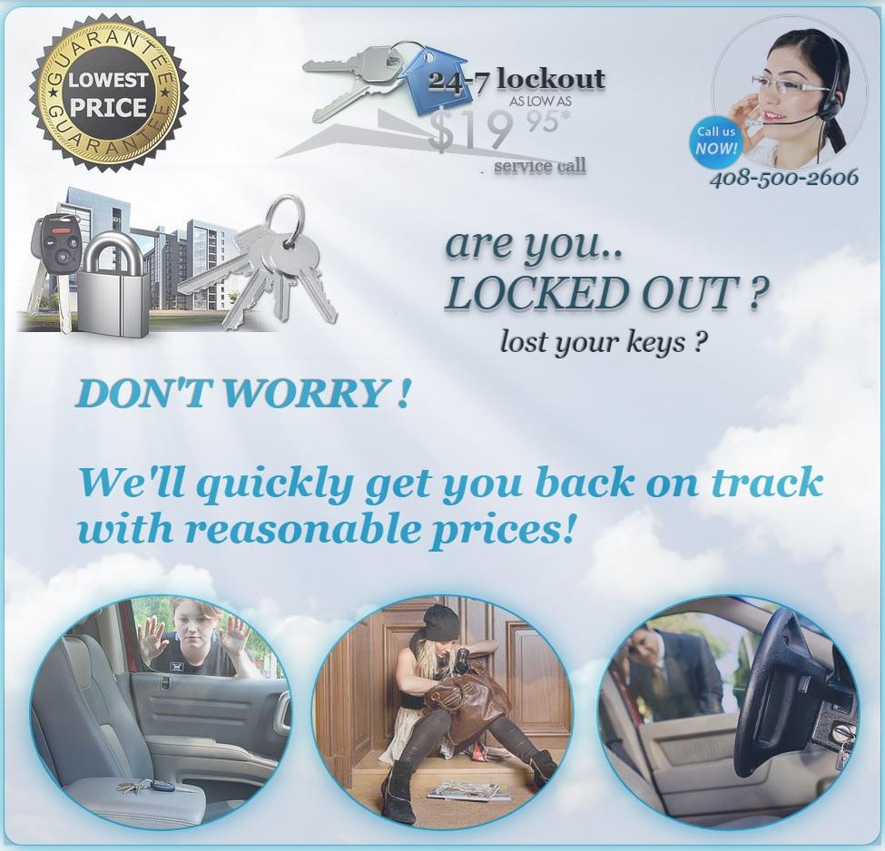 Door Lock Repair Cupertino CA