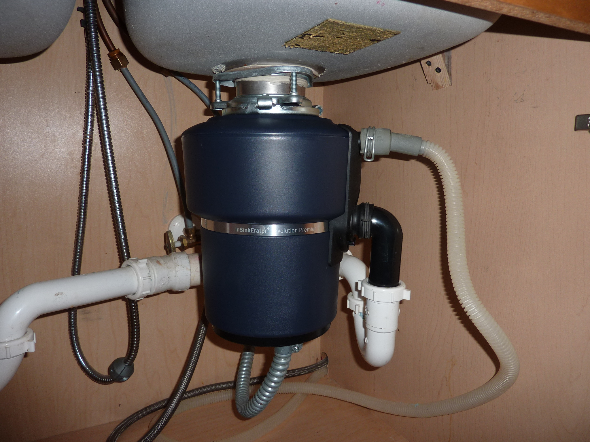 Garbage Disposal Installation New Albany OH