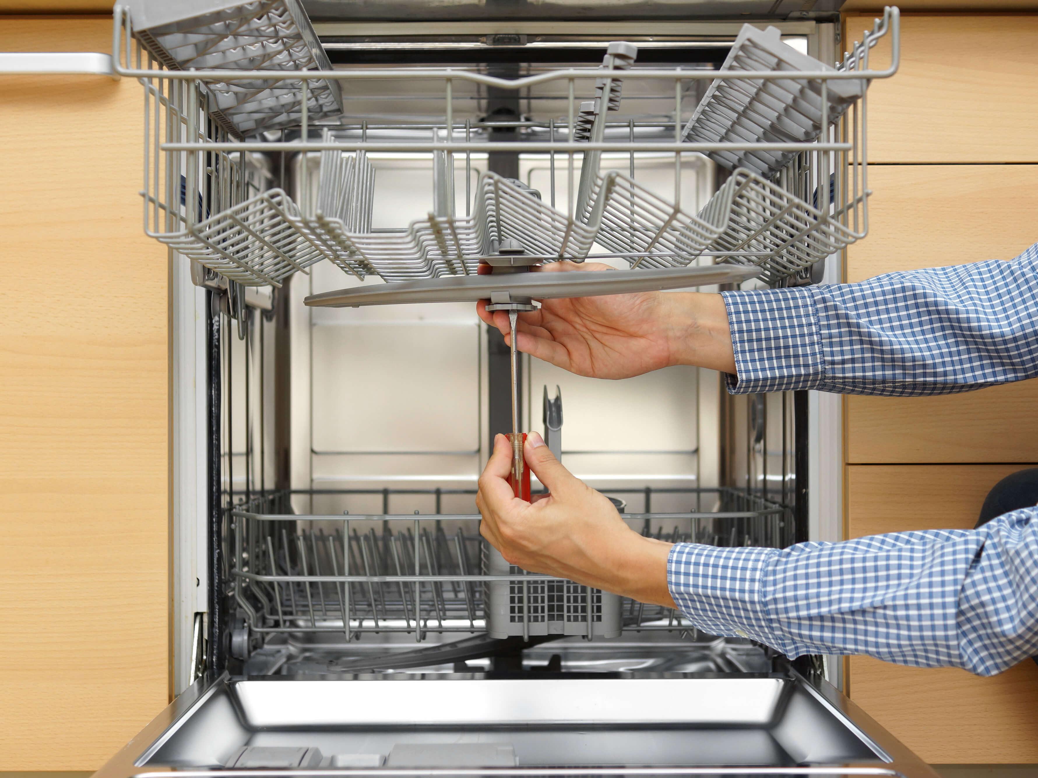 Dishwasher Installation Alexandria VA