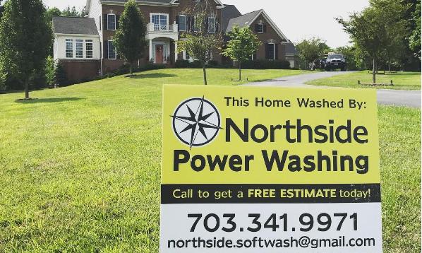 Power Washing Ashburn VA