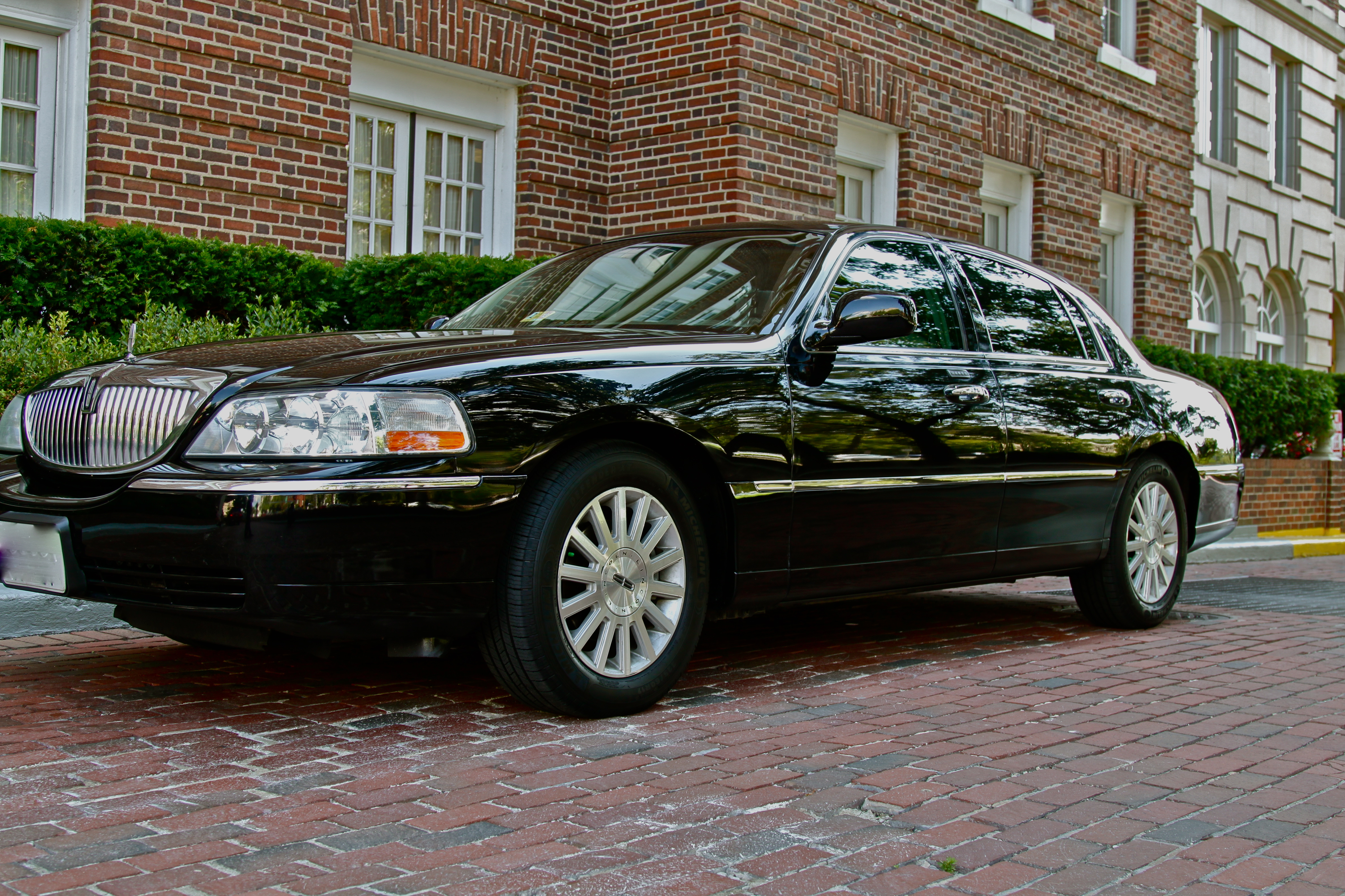 GPS Limo Rock Hill SC
