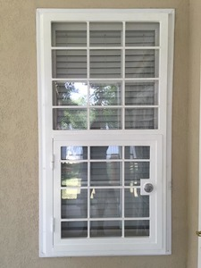 Window Security Screen Stockbridge GA