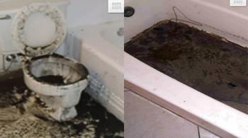Hot Water Tank Failure Humble TX