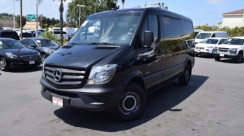 24 Passengers Van Riverside CA