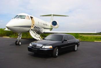 Sedan For CHS Airport