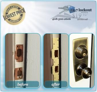 Door Lock Repair Sunnyvale CA