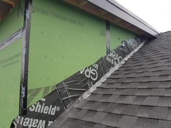 Asphalt Roof Installation Norwell MA