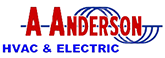 A-Anderson A/C Electric, gas furnace heaters services Plano TX