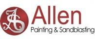 Allen Painting Industrial, Commercial Sandblasting Silos Harris County TX