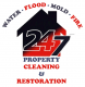 24-7 Property Cleaning, Fire & Water Damage Restoration Services Saint James NY