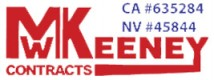 Mwkeeney Contracts, Professional Rain Gutter Installation Woodland CA