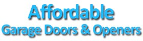 Affordable Garage Doors & Openers Repair Services St. Augustine FL
