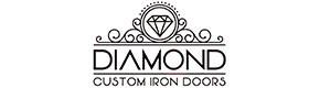 Diamond Custom Iron Door, Driveway Wrought Iron Newport Beach CA