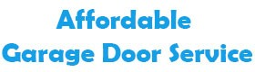 Affordable Garage Door Service, Installation Contractor The Woodlands TX
