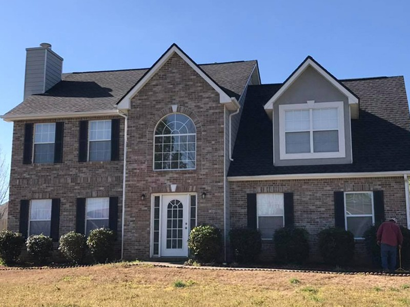 Asphalt Shingle Roof Powder Springs GA